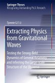 Extracting Physics from Gravitational Waves (eBook, PDF)
