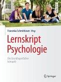 Lernskript Psychologie (eBook, PDF)