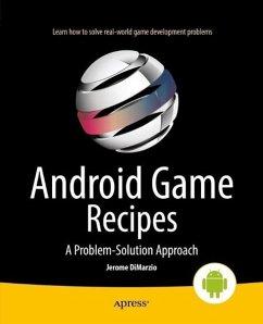 Android Game Recipes (eBook, PDF) - DiMarzio, Jerome