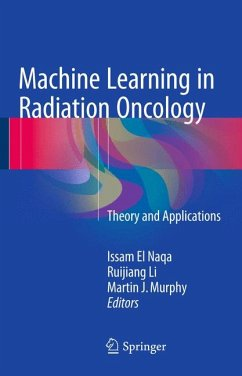 Machine Learning in Radiation Oncology (eBook, PDF)