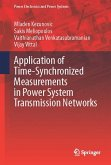 Application of Time-Synchronized Measurements in Power System Transmission Networks (eBook, PDF)