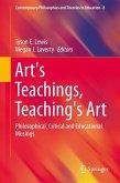 Art's Teachings, Teaching's Art (eBook, PDF)