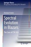 Spectral Evolution in Blazars (eBook, PDF)