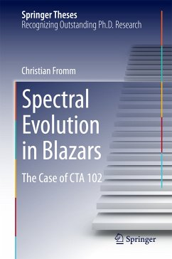 Spectral Evolution in Blazars (eBook, PDF) - Fromm, Christian