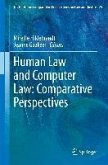 Human Law and Computer Law: Comparative Perspectives (eBook, PDF)