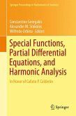 Special Functions, Partial Differential Equations, and Harmonic Analysis (eBook, PDF)