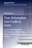 Plate Deformation from Cradle to Grave (eBook, PDF)