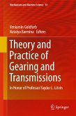 Theory and Practice of Gearing and Transmissions (eBook, PDF)
