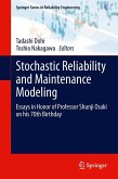 Stochastic Reliability and Maintenance Modeling (eBook, PDF)
