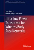 Ultra Low Power Transceiver for Wireless Body Area Networks (eBook, PDF)