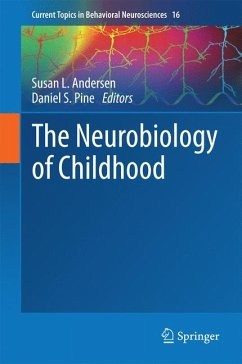 The Neurobiology of Childhood (eBook, PDF)