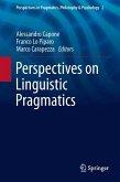 Perspectives on Linguistic Pragmatics (eBook, PDF)