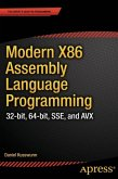 Modern X86 Assembly Language Programming (eBook, PDF)