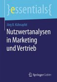 Nutzwertanalysen in Marketing und Vertrieb (eBook, PDF)