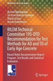 RILEM Technical Committee 195-DTD Recommendation for Test Methods for AD and TD of Early Age Concrete (eBook, PDF)