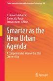 Smarter as the New Urban Agenda (eBook, PDF)