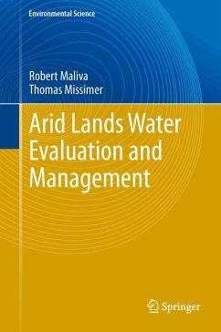 Arid Lands Water Evaluation and Management (eBook, PDF) - Maliva, Robert; Missimer, Thomas
