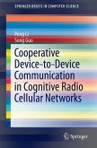 Cooperative Device-to-Device Communication in Cognitive Radio Cellular Networks (eBook, PDF)