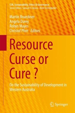 Resource Curse or Cure ? (eBook, PDF)