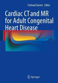 Cardiac CT and MR for Adult Congenital Heart Disease (eBook, PDF)