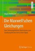 Die Maxwell'schen Gleichungen (eBook, PDF)