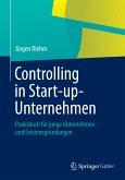 Controlling in Start-up-Unternehmen (eBook, PDF)