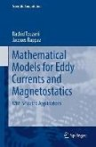 Mathematical Models for Eddy Currents and Magnetostatics (eBook, PDF)