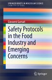 Safety Protocols in the Food Industry and Emerging Concerns (eBook, PDF)