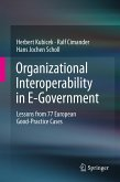 Organizational Interoperability in E-Government (eBook, PDF)