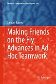 Making Friends on the Fly: Advances in Ad Hoc Teamwork (eBook, PDF)