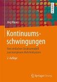 Kontinuumsschwingungen (eBook, PDF)