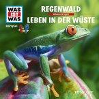 WAS IST WAS Hörspiel: Der Regenwald/ Wüsten (MP3-Download)