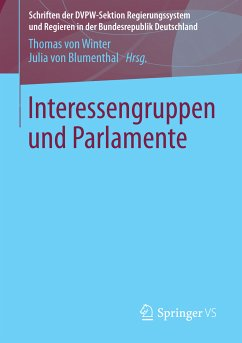Interessengruppen und Parlamente (eBook, PDF)