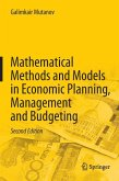 Mathematical Methods and Models in Economic Planning, Management and Budgeting (eBook, PDF)