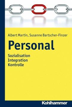 Personal (eBook, ePUB) - Martin, Albert; Bartscher-Finzer, Susanne