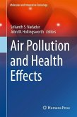 Air Pollution and Health Effects (eBook, PDF)