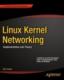 Linux Kernel Networking (eBook, PDF)