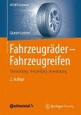 Fahrzeugräder - Fahrzeugreifen (eBook, PDF)