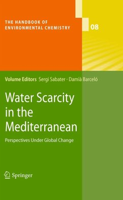 Water Scarcity in the Mediterranean (eBook, PDF)