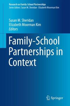 Family-School Partnerships in Context (eBook, PDF)