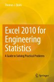 Excel 2010 for Engineering Statistics (eBook, PDF)
