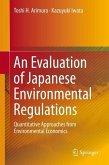 An Evaluation of Japanese Environmental Regulations (eBook, PDF)