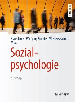 Sozialpsychologie (eBook, PDF)