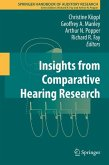 Insights from Comparative Hearing Research (eBook, PDF)