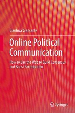 Online Political Communication (eBook, PDF) - Giansante, Gianluca