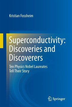 Superconductivity: Discoveries and Discoverers (eBook, PDF) - Fossheim, Kristian