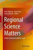 Regional Science Matters (eBook, PDF)