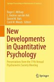 New Developments in Quantitative Psychology (eBook, PDF)