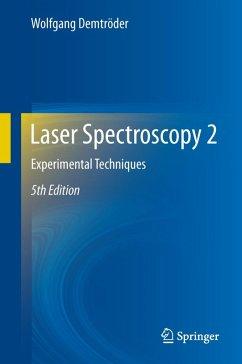 Laser Spectroscopy 2 (eBook, PDF) - Demtröder, Wolfgang