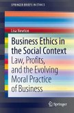 Business Ethics in the Social Context (eBook, PDF)